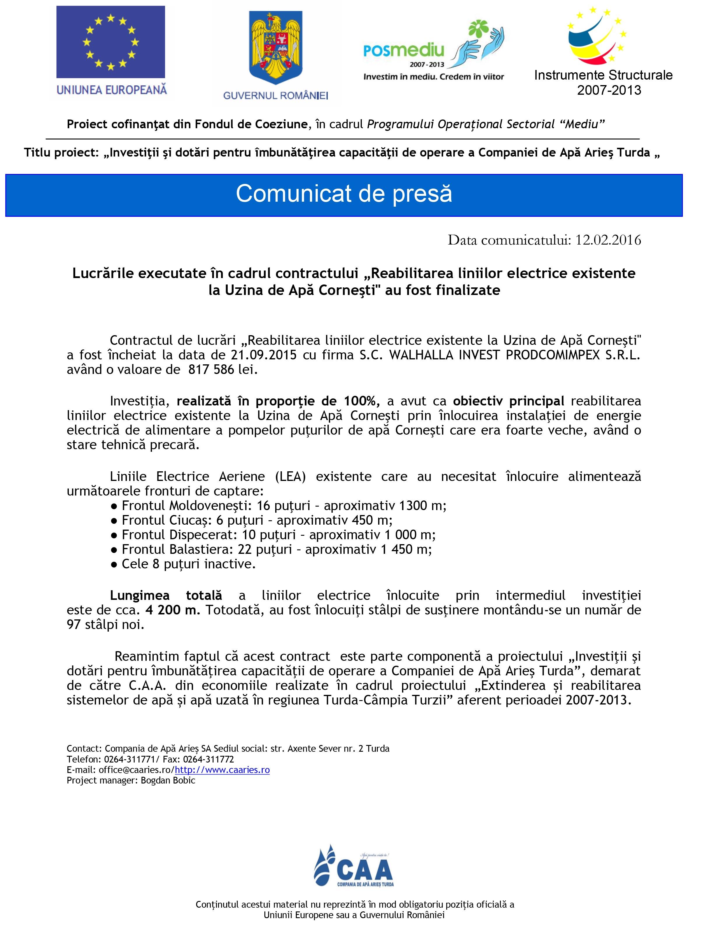 Comunicat-final-Reabilitarea-liniilor-electrice-Uzina-de-Apa-Cornesti