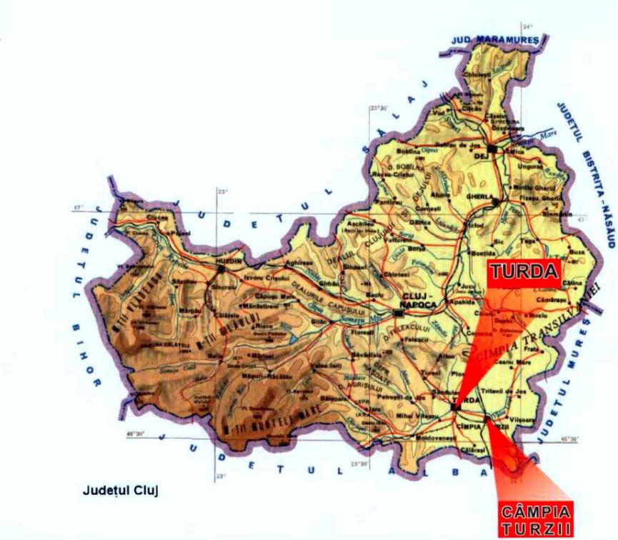 Harta-hidrografica